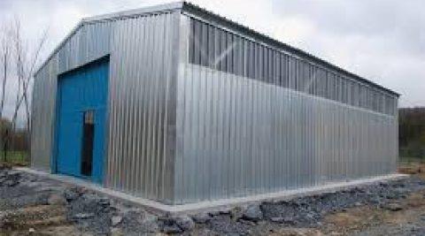 Çelik Yapı Hangar 1