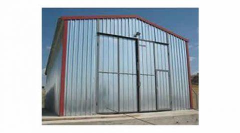 Çelik Yapı Hangar 2